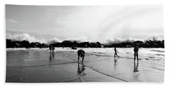 Intrinsic But Yet Extrinsic Beach Sheet