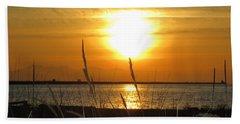Iona Beach Park Beach Towel