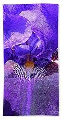 Iris Garden 16 Beach Sheet