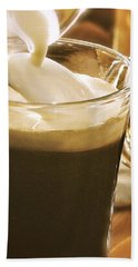 Irish Coffee Beach Sheet