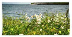 Irish Flower Impression Beach Sheet