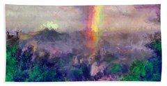Irish Rainbow Beach Sheet