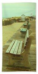 Is This A Beach Day - Jersey Shore Beach Sheet
