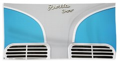 Isetta Beach Towel