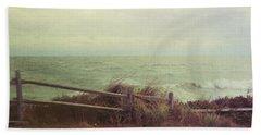 Island Bluff Beach Towel by JAMART Photography