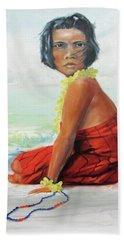 Island Child Beach Towel