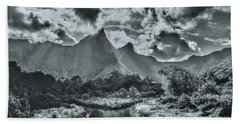 island Moorea Beach Towel