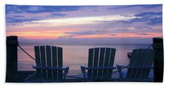 Island Time Beach Towel