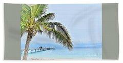 Island Vibes Beach Towel