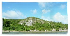 Island View 2 Beach Towel