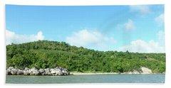 Island View 3 Beach Towel