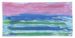 Isles  Beach Towel by Don Koester