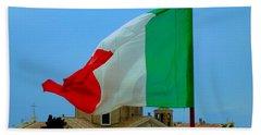 Italian Colors Beach Towel