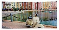 Italian Vista Series 8011y Beach Sheet
