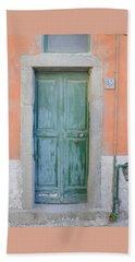 Italy - Door Five Beach Towel
