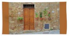 Italy - Door Twenty Beach Towel