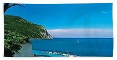 Italy's Amalfi Coast Beach Towel