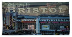 Its Bristol Baby Beach Towel