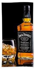Jack Daniel's Beach Sheet by Mihai Andritoiu