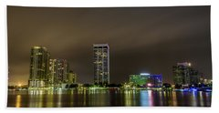 Jacksonville Landing Beach Sheet