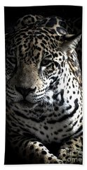 Jaguar Beach Towel
