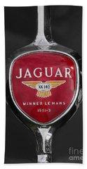 Jaguar Medallion Beach Sheet