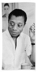 James Baldwin Beach Towel