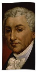 James Monroe - President Of The United States Of America Beach Towel
