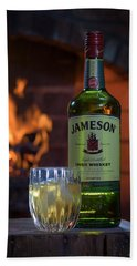 Jameson By The Fire Beach Sheet