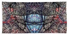 Janus Entanglement Beach Towel