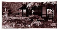Japanese Gardens Of County Kildare Beach Sheet