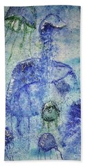 Jellyfish II Beach Towel