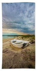 Jetty Four Dinghy Beach Towel