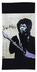 Jimi Gretness Beach Sheet