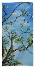 Jim's Tree Beach Sheet