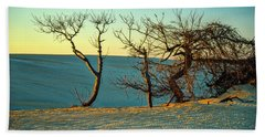 Jockey Ridge Sentinels Beach Towel