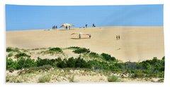 Jockey's Ridge State Park - Hang Gliding Beach Sheet