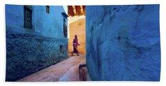 Jodhpur Colors Beach Towel