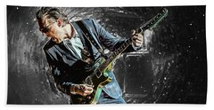 Joe Bonamassa Beach Sheet