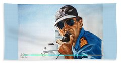 Joe Johnson Beach Sheet by Tim Johnson