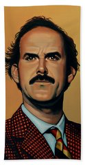 John Cleese Beach Towel by Paul Meijering