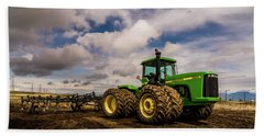 John Deere 9200 Beach Towel