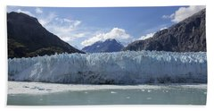 John Hopkins Glacier 14 Beach Sheet