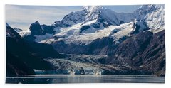 John Hopkins Glacier 3 Beach Sheet