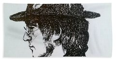 John Lennon Beach Sheet