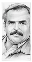 John Ratzenberger Beach Towel