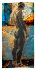 John Beach Towel