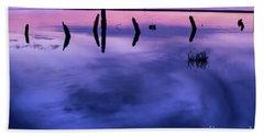 Jojkjk Beach Sheet by Gary Whitton