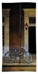Jolt 709 Bicycle Beach Sheet by Craig J Satterlee