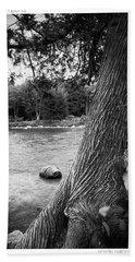 Jordan Pond Tree Beach Sheet